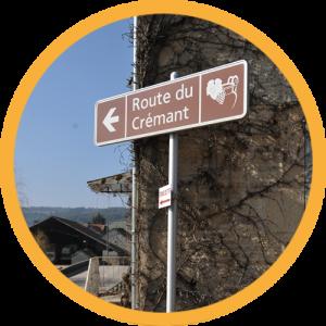 Route du crémant
