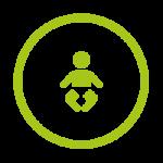Les services du camping de Châtillon-sur-Seine : point change bébé