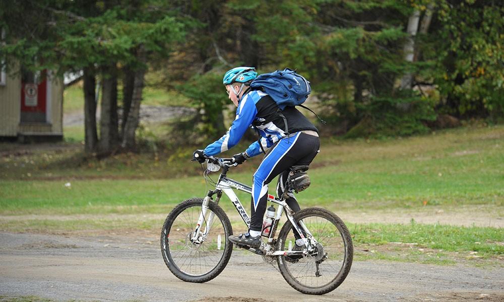 les activités au camping de Châtillon-sur-Seine : randonnées à vtt