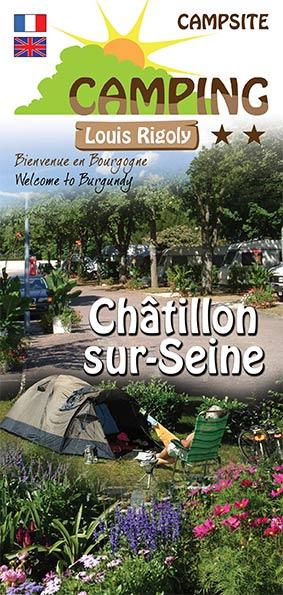 COUVERTURE-DEPLIANT camping de chatillon sur seine saison 2016