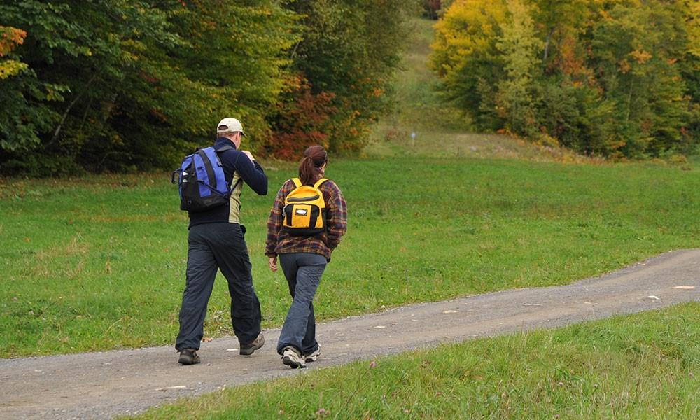 les activités au camping de Châtillon-sur-Seine : randonnées pédestres