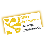 logo office de tourisme de chatillon sur seine