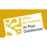 logo office de tourisme de chatillon sur seine