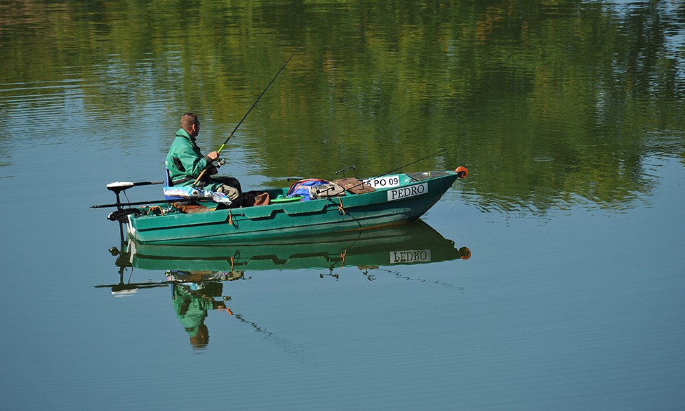 les activités au camping de Châtillon-sur-Seine : la pêche