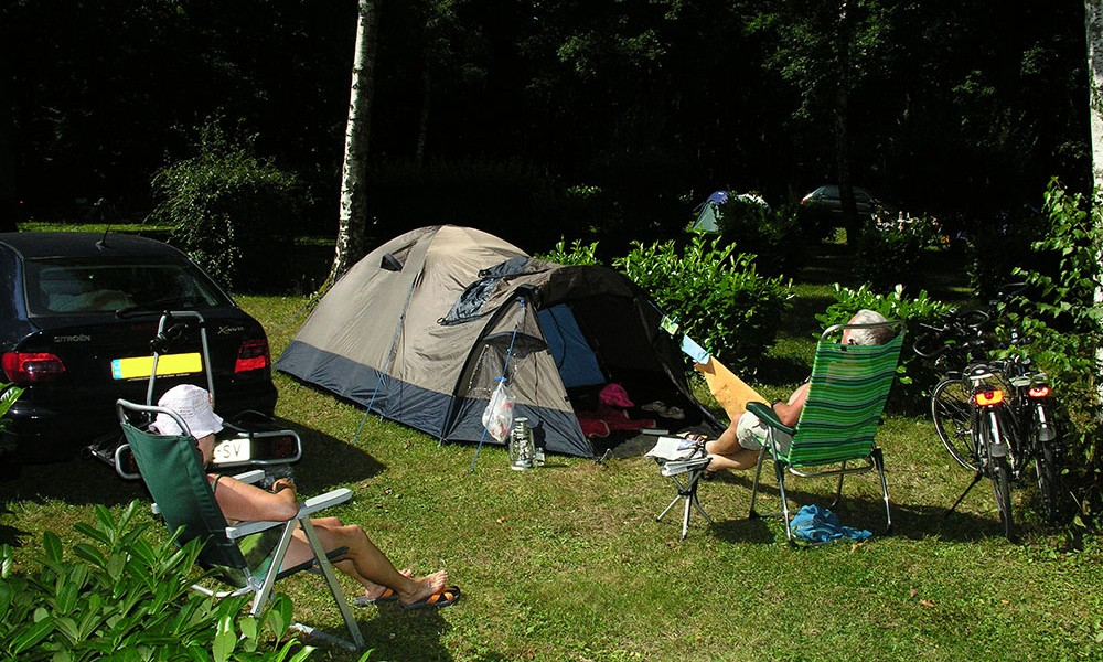 emplacements camping de chatillon sur seine
