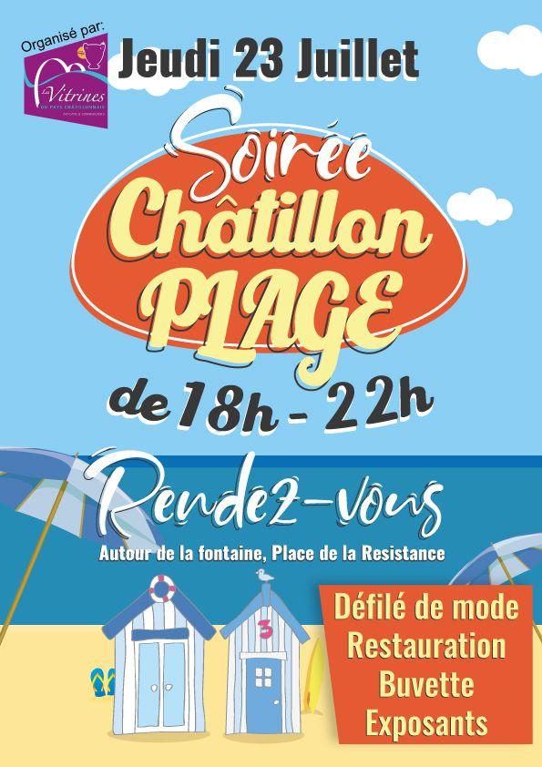 Châtillon Plage